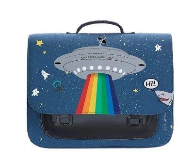 IT BAG MIDI SPACE RAINBOW